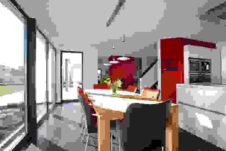 FingerHaus GmbH - Bauunternehmen in Frankenberg (Eder) Modern Dining Room