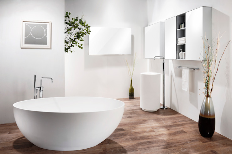Saturnbath Modern bathroom