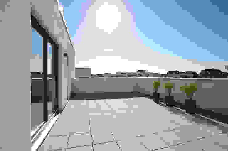 Modern Balkon, Veranda & Teras FingerHaus GmbH - Bauunternehmen in Frankenberg (Eder) Modern