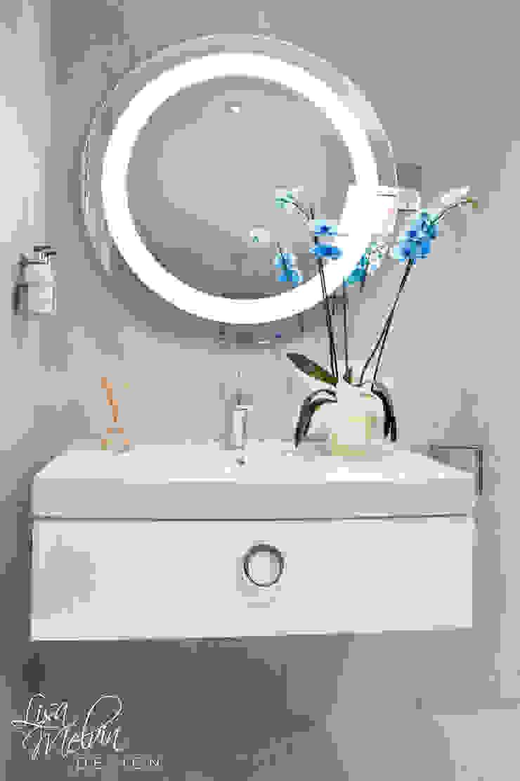 Keramag Design Bathroom 現代浴室設計點子、靈感&圖片 根據 Lisa Melvin Design 現代風