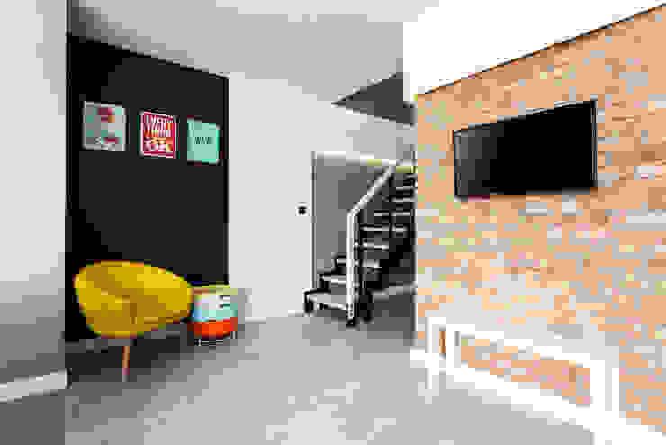 Archikąty 现代客厅設計點子、靈感 & 圖片