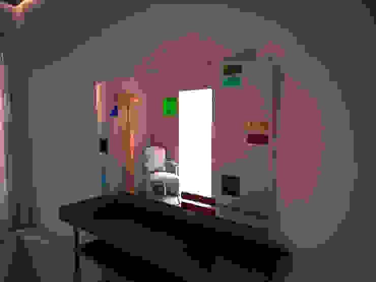 Render di progetto di Alfonso D'errico Architetto Moderno