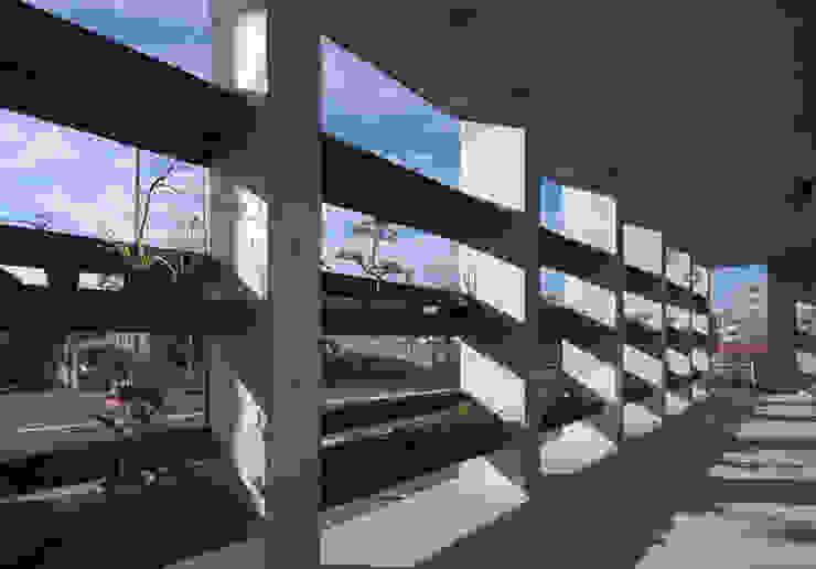 CYY モダンデザインの テラス の かわつひろし建築工房 モダン