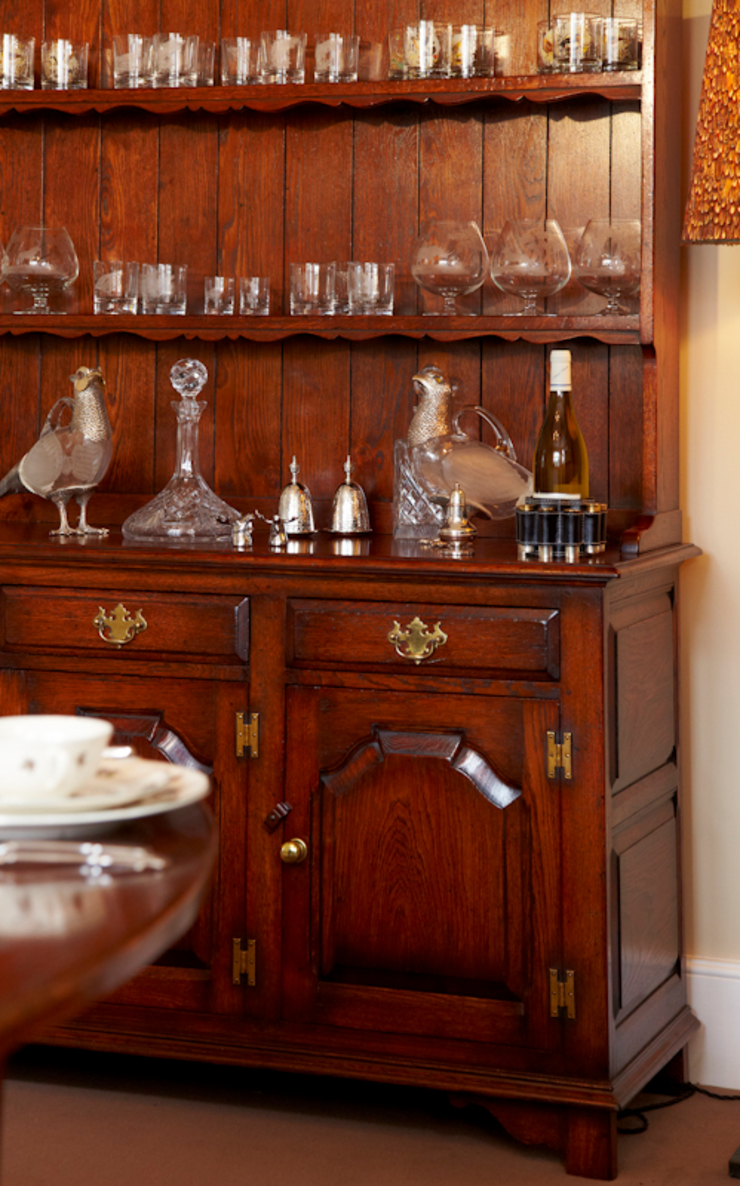 Georgian Farmhouse Etons of Bath Dining roomDressers & sideboards