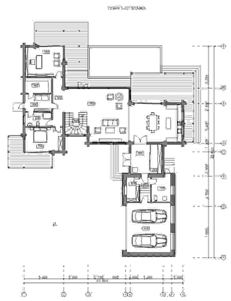 Locomotion-1 от NEWOOD - Современные деревянные дома