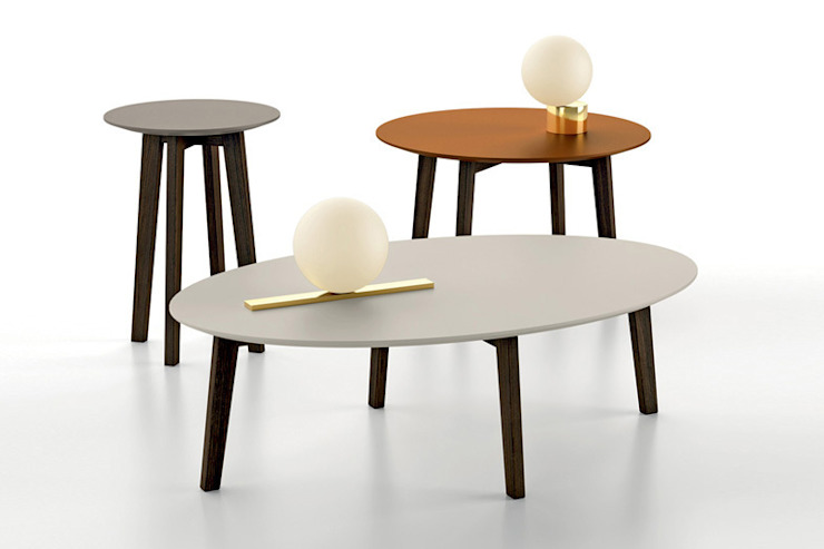 'Large Zoe' Wooden coffee table by Dall'Agnese de My Italian Living Moderno