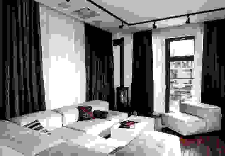 Modern Living Room by Ostańska design Modern