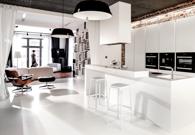 Modern Kitchen by Ostańska design Modern