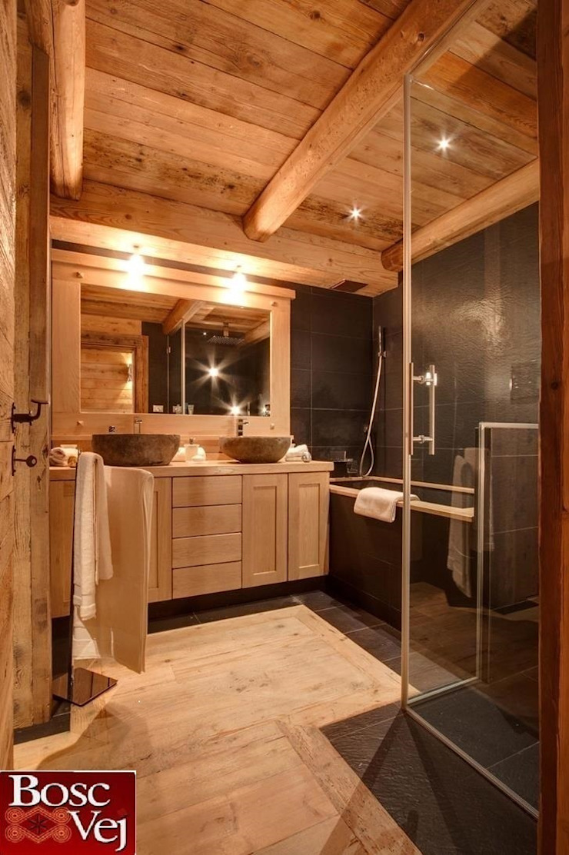 Bosc Vej s.r.l. ห้องน้ำ