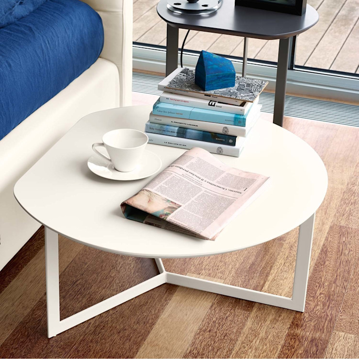 'Fruit' round coffee or side table by Orme de My Italian Living Moderno
