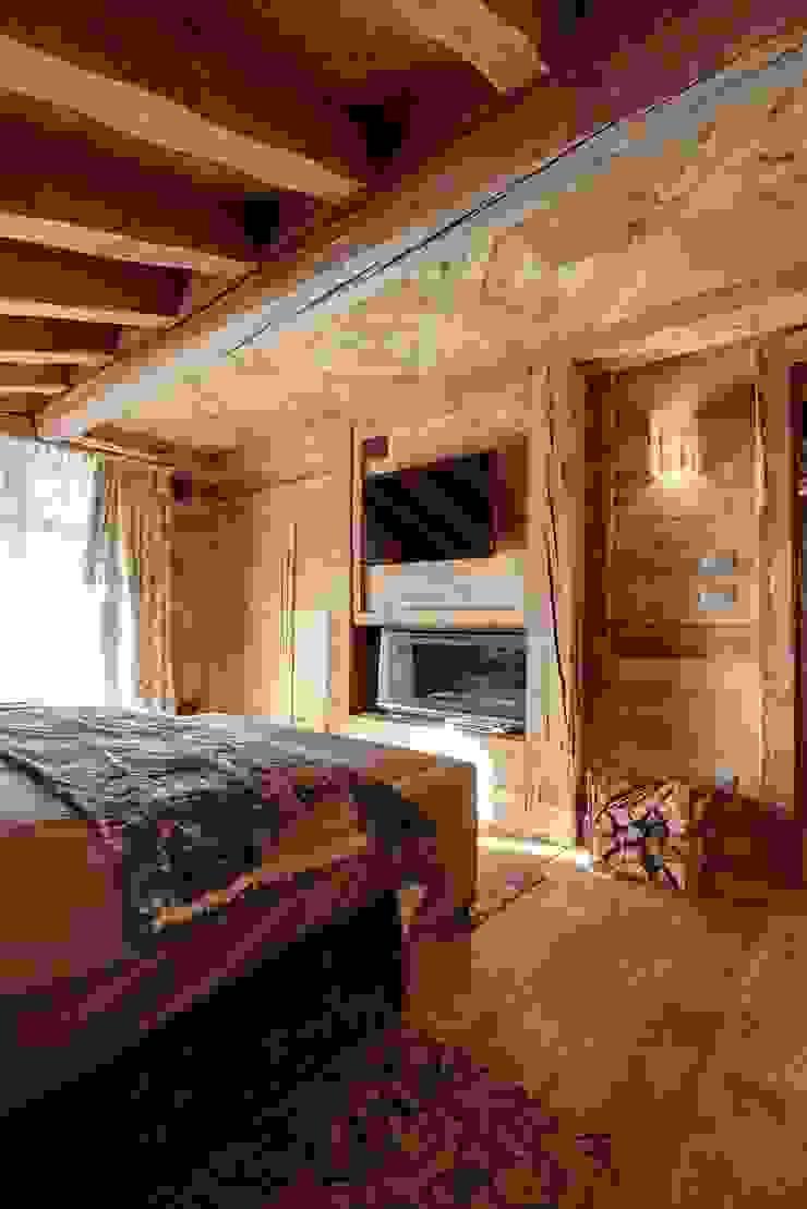 Bosc Vej s.r.l. ห้องนอน