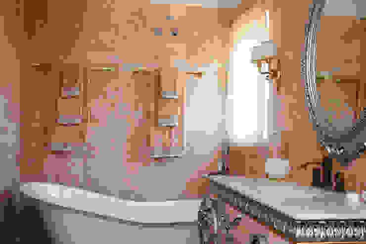 Salle de bain méditerranéenne par Emalia Home Design Méditerranéen