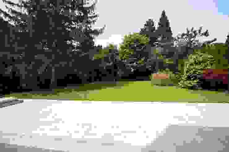 Schreiberweg 12, 1190 Wien Moderner Garten von Serda Modern