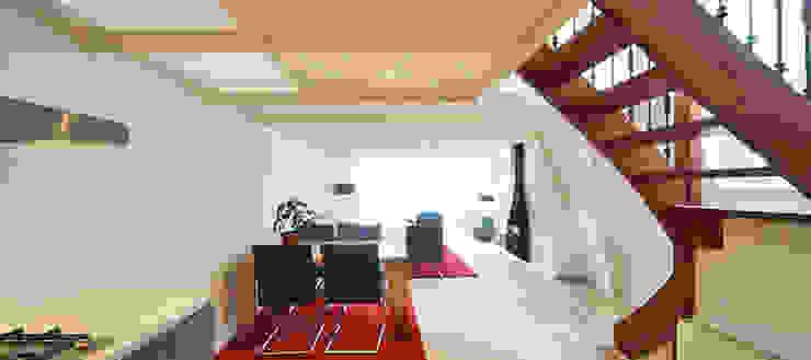 Comedores de estilo moderno de BALD architecture Moderno