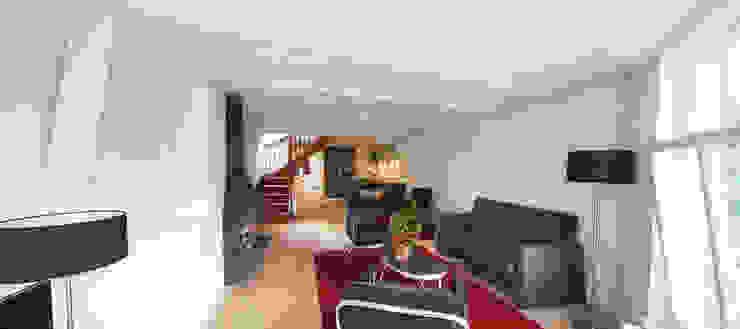Salon moderne par BALD architecture Moderne