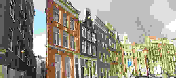 Casas de estilo clásico de BALD architecture Clásico