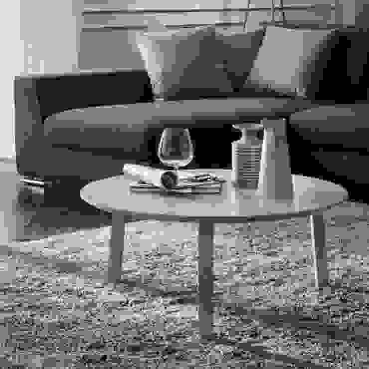 'Gioia' round coffee table by La Primavera de My Italian Living Moderno