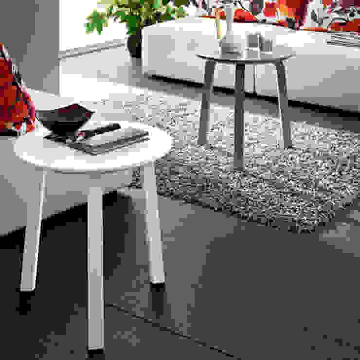 'Gioia I' round coffee/side table by La Primavera de My Italian Living Moderno