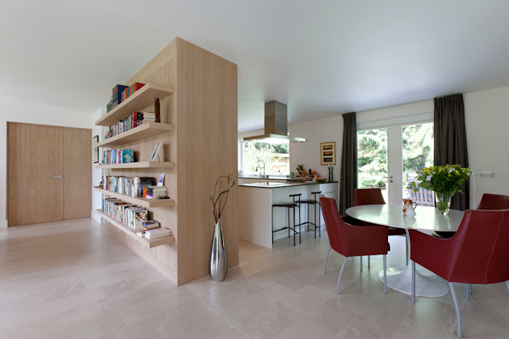 modern  by Suzanne de Kanter Architectuur & Interieur, Modern