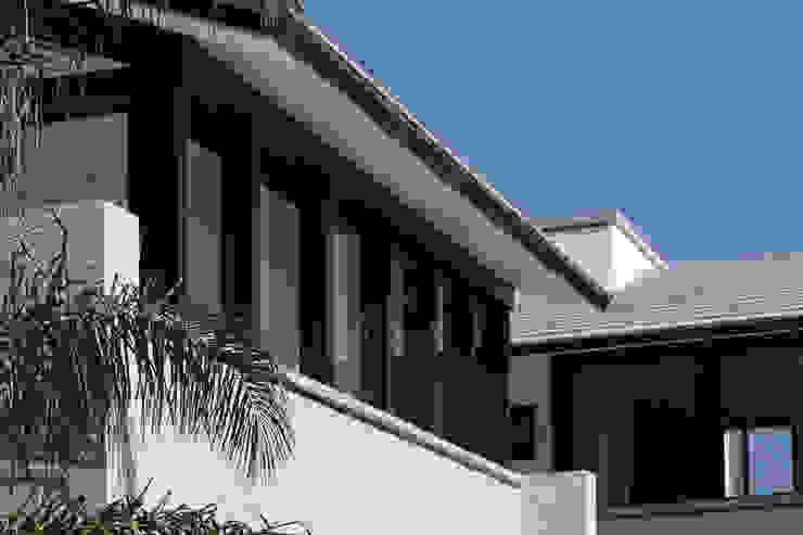 Casa Ixtapan de la Sal - Boué Arquitectos Casas modernas de Boué Arquitectos Moderno