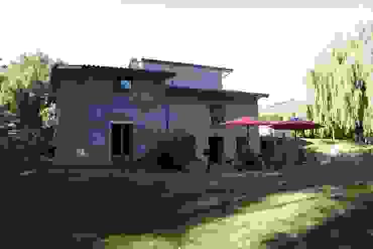 maison terminée par LCDS Rural