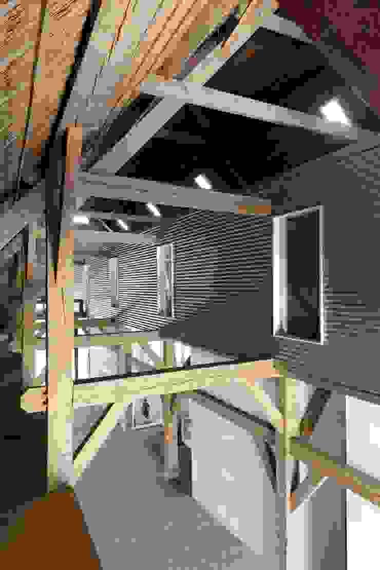binnenstraat nieuwe situatie: modern  door Suzanne de Kanter Architectuur & Interieur, Modern