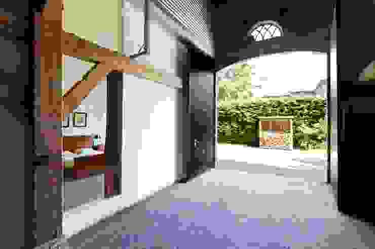 uitrijpoort, nieuwe situatie: modern  door Suzanne de Kanter Architectuur & Interieur, Modern