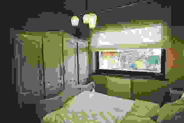 sypialnia: styl , w kategorii Sypialnia zaprojektowany przez projektowanie wnętrz,Wiejski