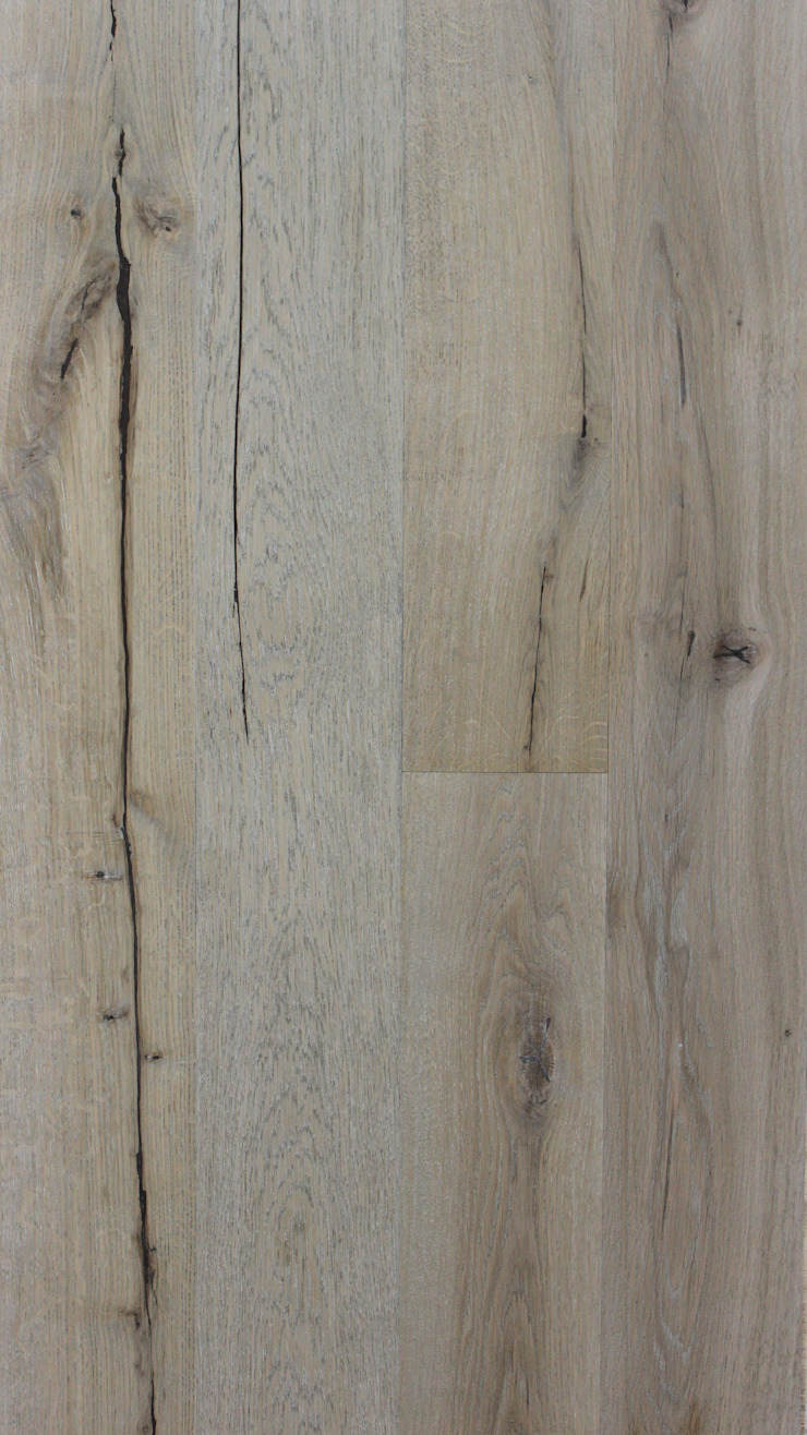 Distressed Old White: classic  by The Natural Wood Floor Company, Classic