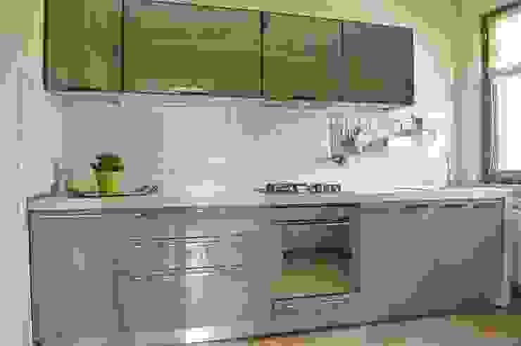 Appartamento Cucina coloniale di Marianna Leinardi Coloniale