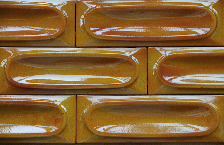 NEW YORK tiles por BARRO Moderno