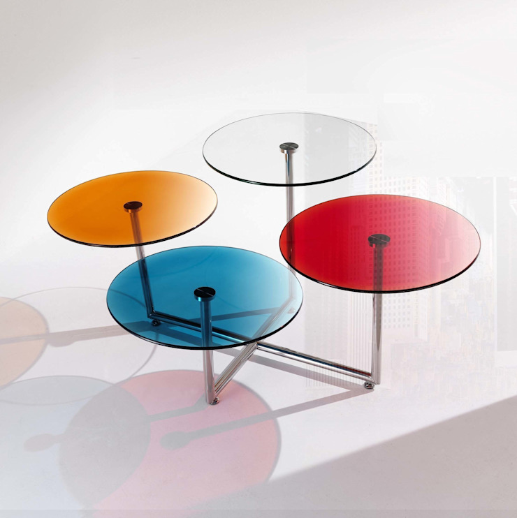Contemporary design coffee table Rainbow by Tomasucci de My Italian Living Moderno