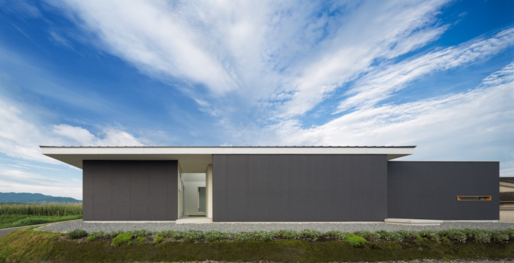 Modern Houses by 末永幸太建築設計 KOTA SUENAGA ARCHITECTS Modern