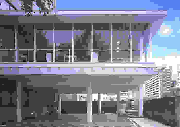 VINO モダンなレストラン の 末永幸太建築設計 KOTA SUENAGA ARCHITECTS モダン
