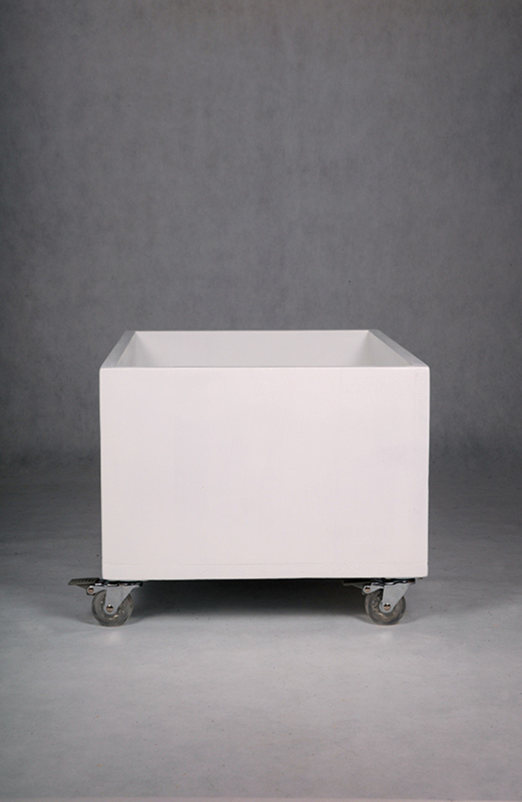 "White toy box ""Mini Mal"" от NOBOBOBO Минимализм"