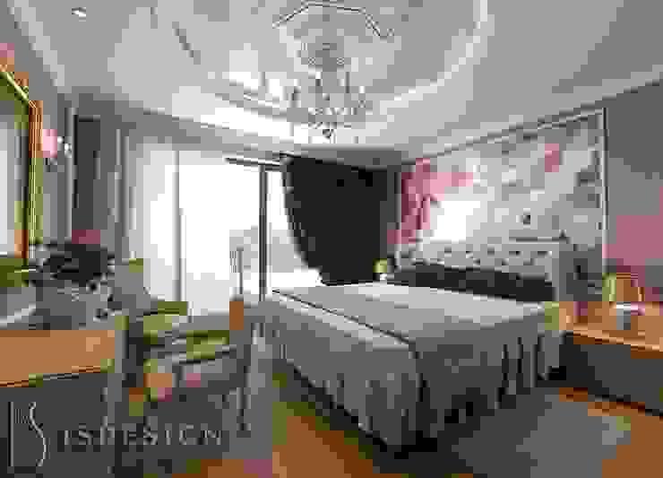 Спальная комната Спальня в классическом стиле от ISDesign group s.r.o. Классический