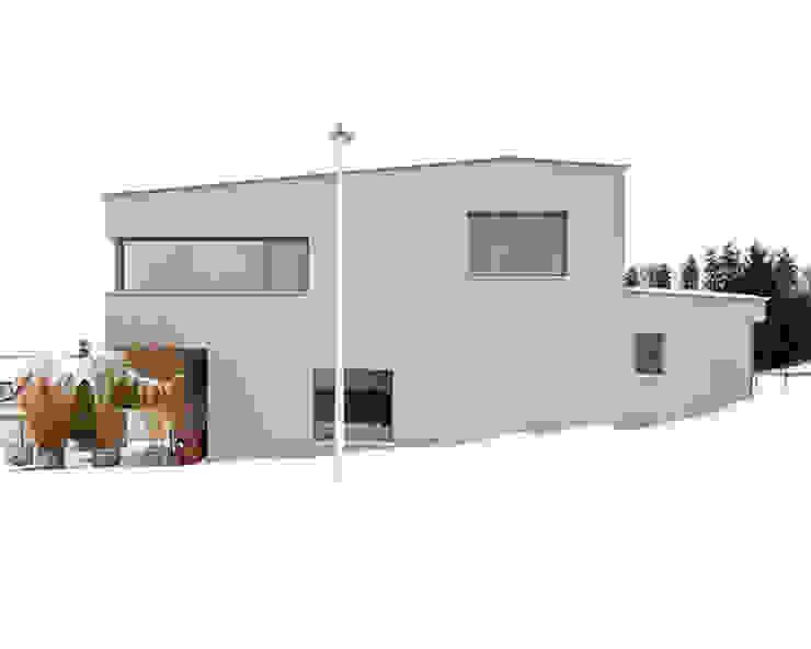 EFH ROHRMÄTTLIWEG Moderne Häuser von Schmid Schärer Architekten Modern