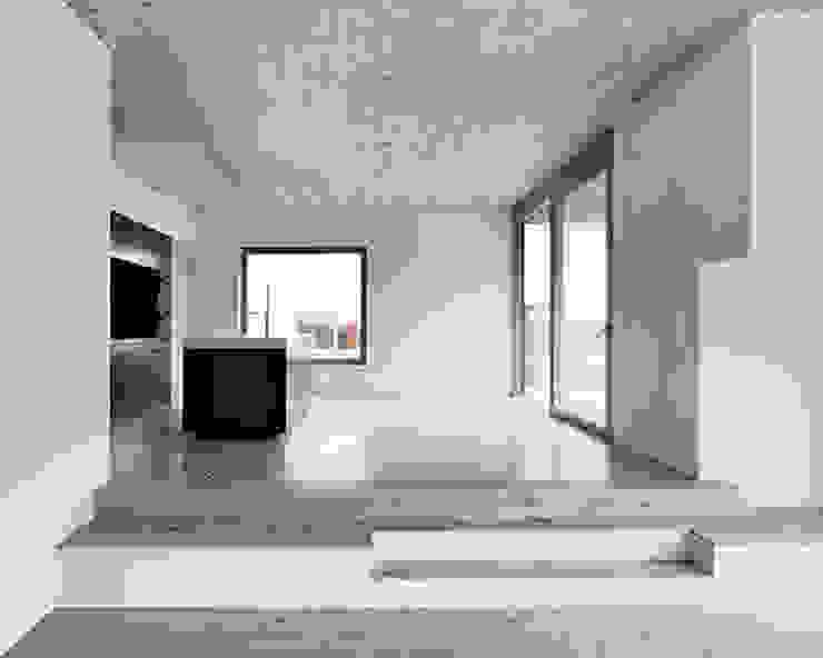 EFH ROHRMÄTTLIWEG Moderne Esszimmer von Schmid Schärer Architekten Modern