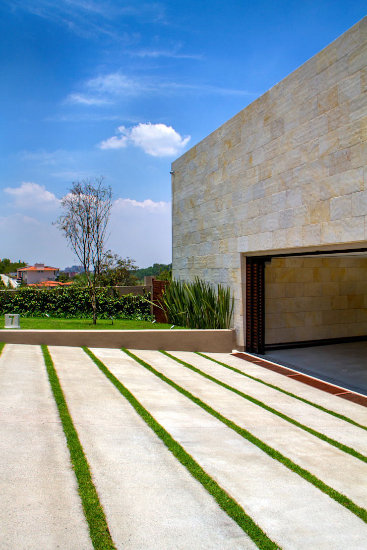 Maz Arquitectos Modern houses