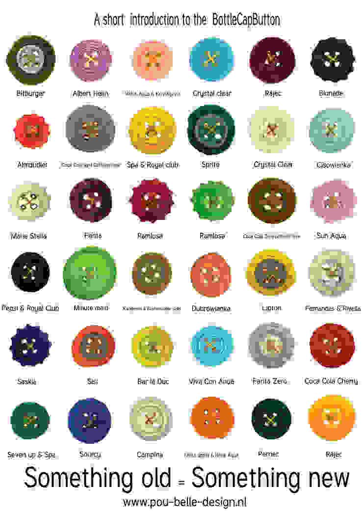 DopKnoop van Pou-Belle Design Eclectisch