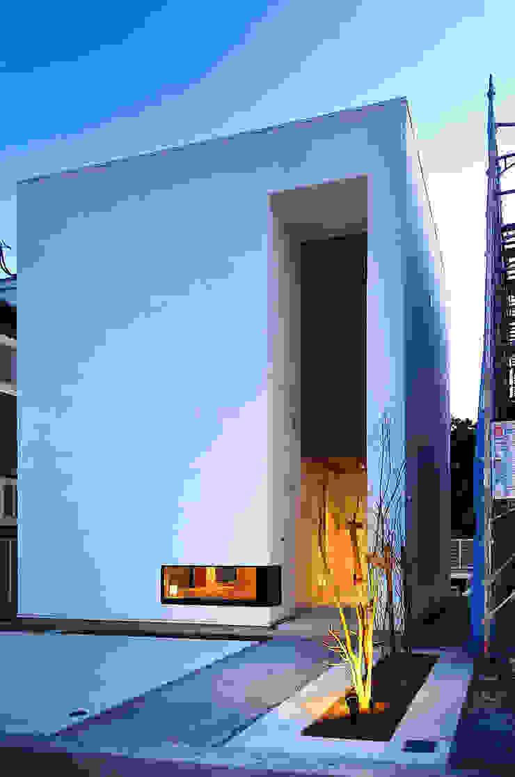 株式会社アトリエカレラ 現代房屋設計點子、靈感 & 圖片