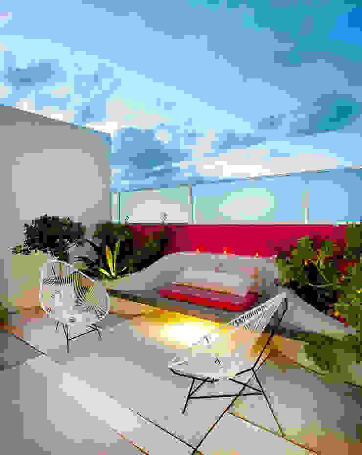 Modern Garden by Taller Estilo Arquitectura Modern