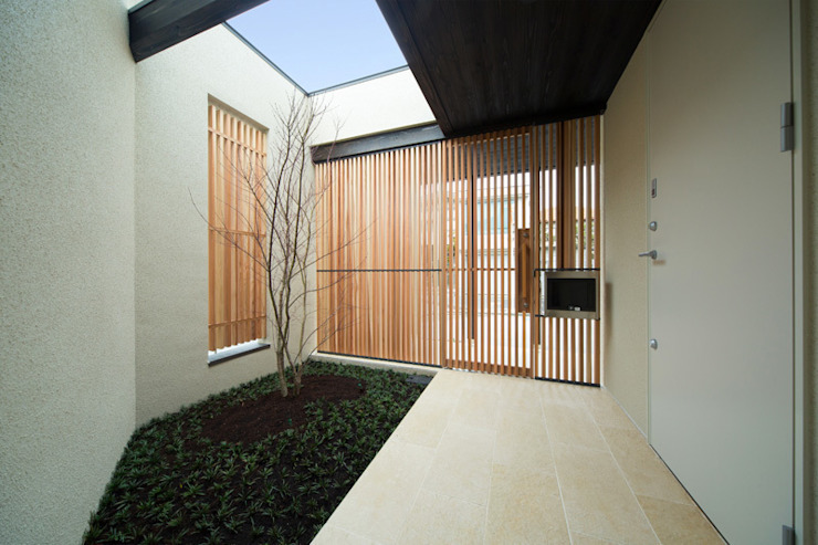 Modern houses by アーキシップス古前建築設計事務所 Modern