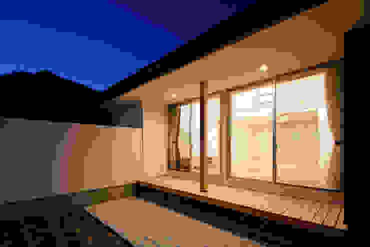 house-o モダンな 家 の 株式会社山根一史建築設計事務所 モダン