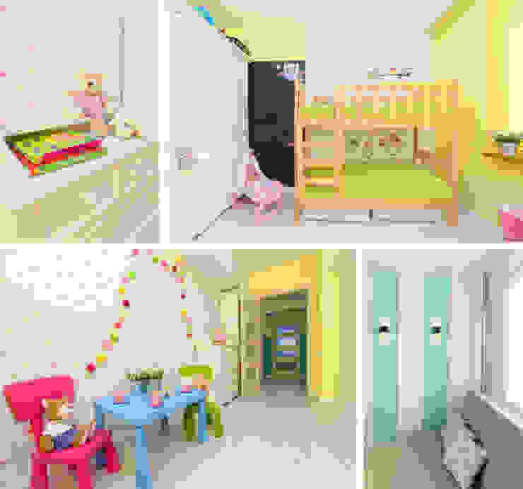 Nowoczesny pokój dziecięcy od homify Nowoczesny