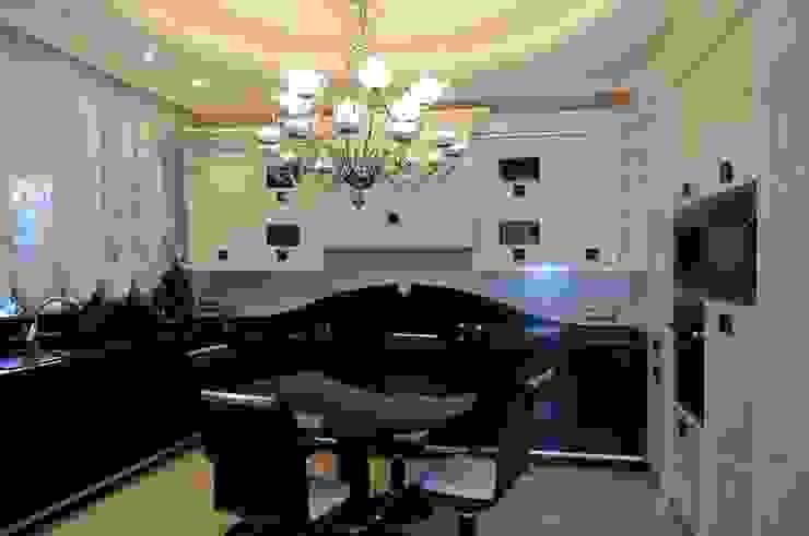 The House in Wonderland udesign Кухня в классическом стиле