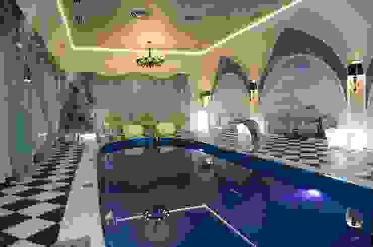 The House in Wonderland: Бассейн в . Автор – udesign,