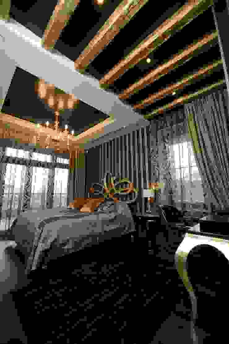 The House in Wonderland udesign Спальня в классическом стиле