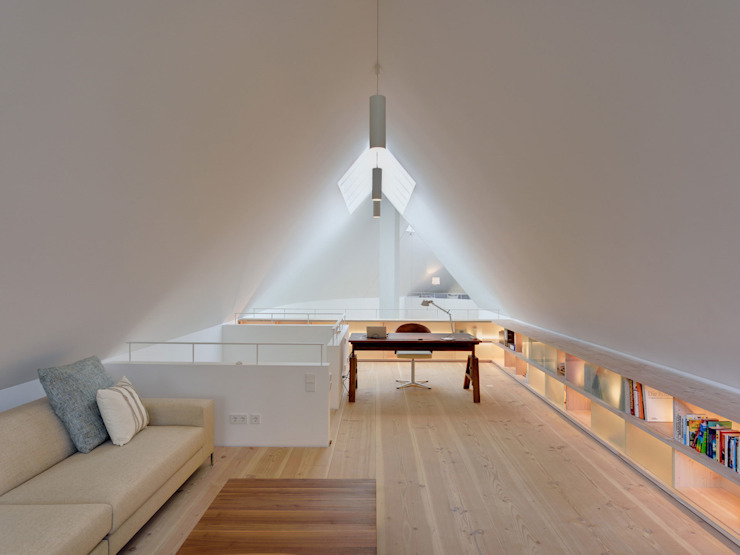 Möhring Architekten Modern study/office