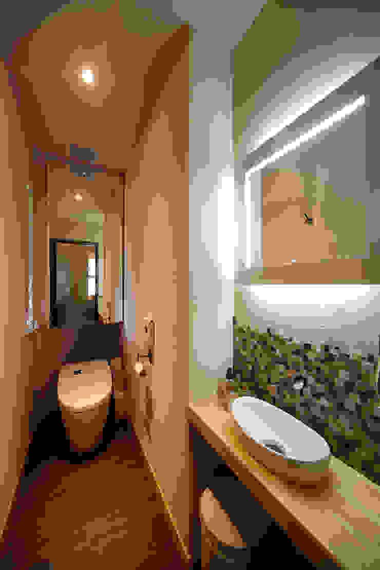 モザイクタイル: 志賀建築設計室が手掛けた折衷的なです。,オリジナル